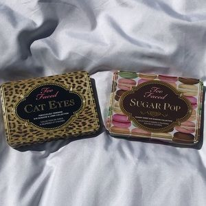Too Faced Makeup - 2 Two Faced Palettes